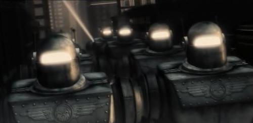 Masirozo robotok