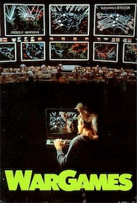 Wargames video box