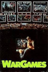 Wargames video box
