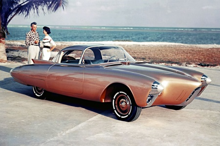 Oldsmobile Golden Concept