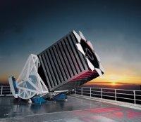 Sloane Telescope - image from skyserver.elte.hu